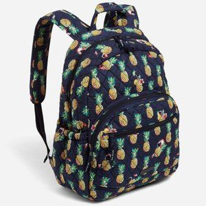 Vera Bradley Essential Backpack Toucan Party NWT